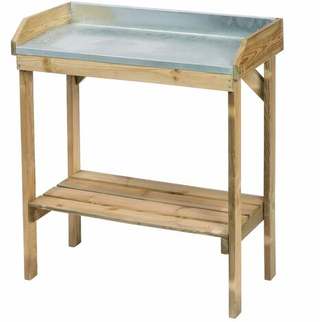 Nature Re-potting Table for Sowing and Planting FSC 6020500