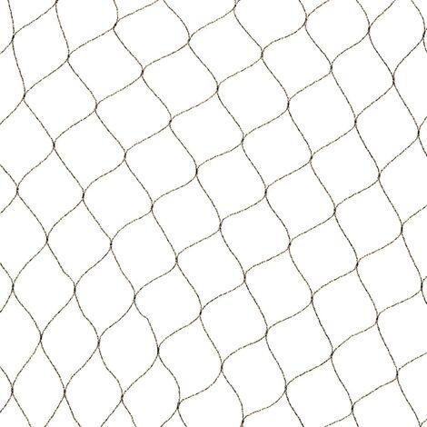 Nature Red anti pájaros Primo 10x10 m negra 6030406