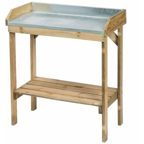 Nature Table de rempotage pour la plantation 6020500