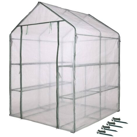 Nature Tunnel Greenhouse 140x140x195 cm