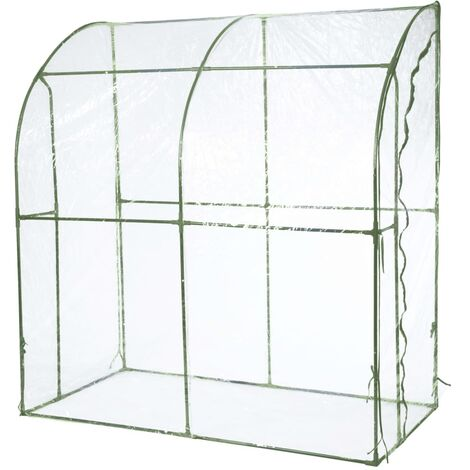 """main image of """"Nature Tunnel Greenhouse 200x100x215 cm - Transparent"""""""