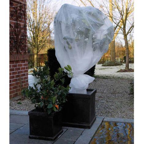 Nature Winter Fleece Cover 30 g/sqm White 2x10 m