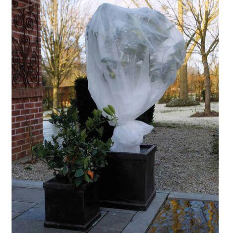 Nature Winter Fleece Cover 30 g/sqm White 4x6 m