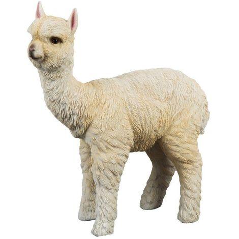 Naturecraft Resin Figurine - Llama 28cm