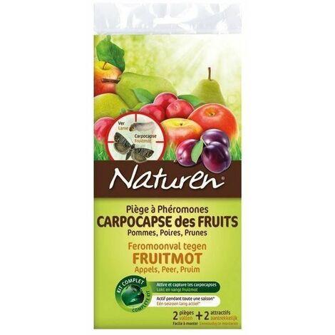 """main image of """"FERTI NATUREN Kit complet Piege phéromone Carpocapse des fruits"""""""