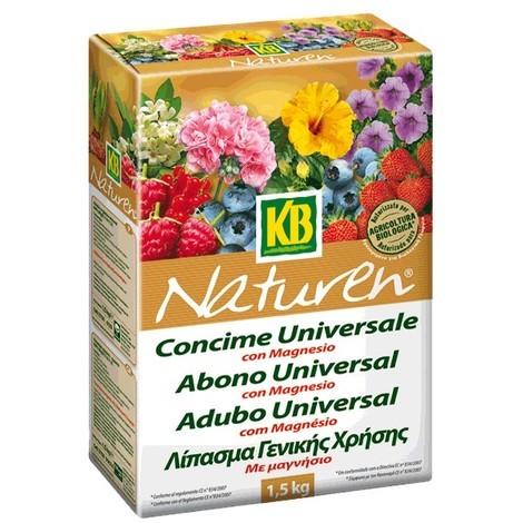 Naturen Abono Universal 1,5 Kg