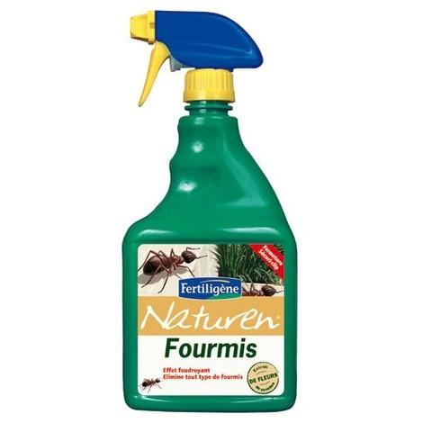 NATUREN - Anti-fourmis biologique pulvérisateur - 750 mL