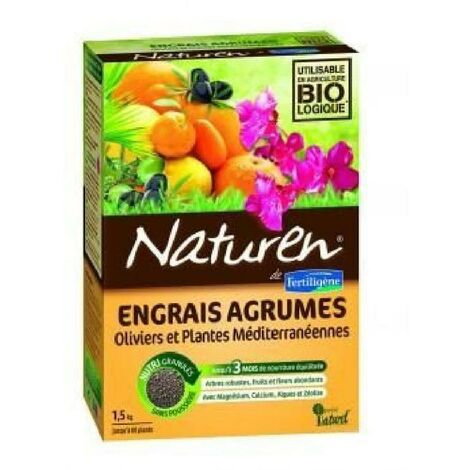NATUREN engrais agrumes - 1.5 kg