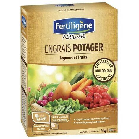 NATUREN engrais potager - 4 kg