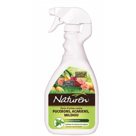 Naturen - Purin d'orties prêt à l'emploi Naturen - 750 ml