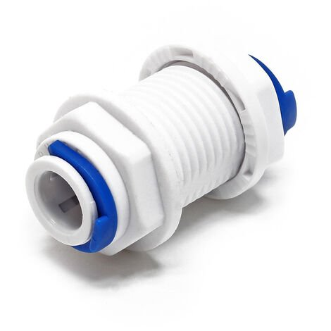Naturewater 2 x 3/8Inch 9.5mm 21mm external thread Jaco Hose Connector Reverse Osmosis Water Tap