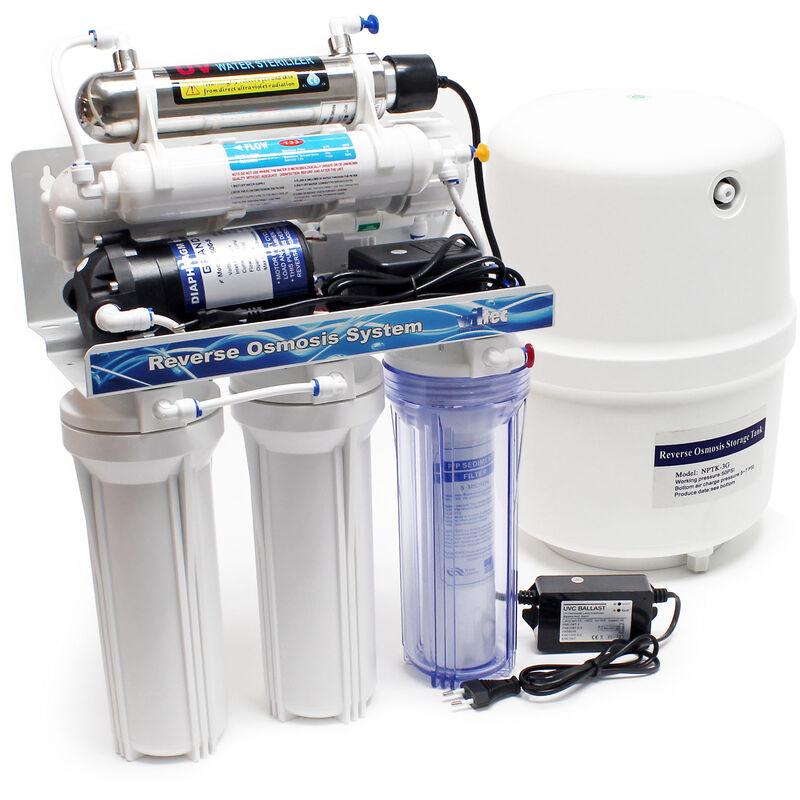 Membrane Osmose Inverse 50 GPD 190 L//T Osmose Inverse installation Filtre Eau Aquarium Filtre