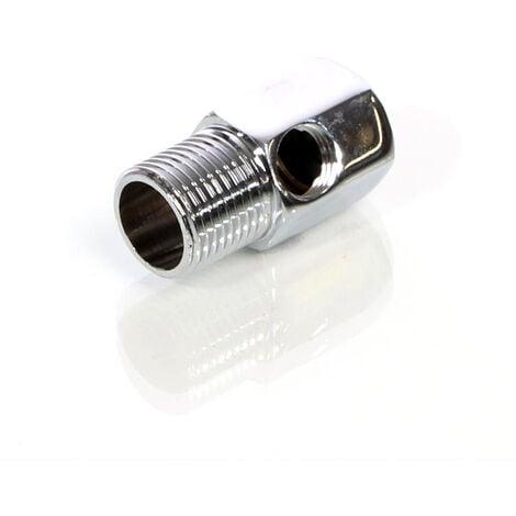 """Naturewater Adapter de Robinet 1/2"""" AG 12.7mm 1/2"""" IG 12.7mm 1/4"""" IG 12.91mm"""