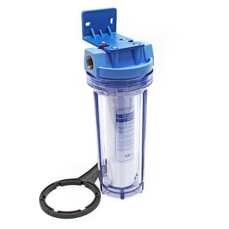 Naturewater Filtro de agua con 1 nivel de filtrado 26,16mm 3/4 pulgadas, filtración de agua