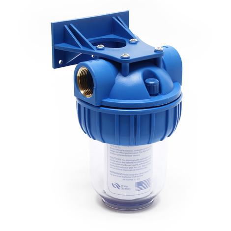 cartouche polypropyl/ène bloc charbon actif et cl/é 1 Naturewater NW-BR10B2 filtre double 32.89mm