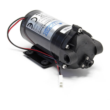 Naturewater NW-R050-D1 Bomba booster reguladora de presión GFP-50G 50GPD Tratamiento agua Purificación