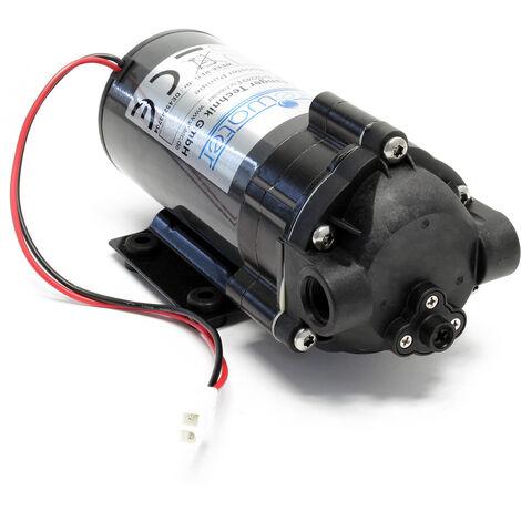 Naturewater NW-RO400-E2 Bomba booster reguladora presión E-CHEN 400G 400 GPD Bomba aumento presión