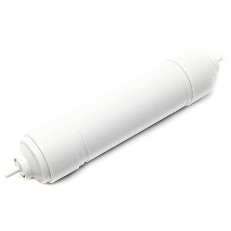 """Naturewater QF-T33 10"""" Inline filtre charbon actif filtre à eau"""