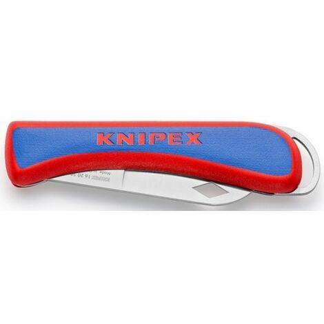 Navaja Electricista 120 Mm Pleg Knipex M/Plast 16 20 50 Sb
