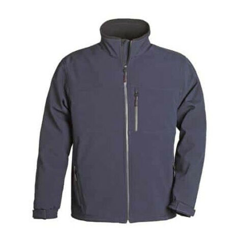 navy blue Softshell jacket Yang Coverguard size XXXL