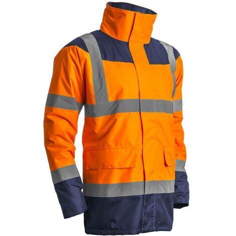 NAVY veste de travail multipoches Coverguard