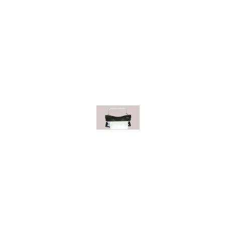 Náyade System® Dispensador de papel bobina industrial pared blanco. Con cuchilla para facilitar el corte.