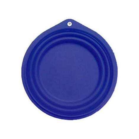NAYECO Travel Bowl - For dogs - Blue