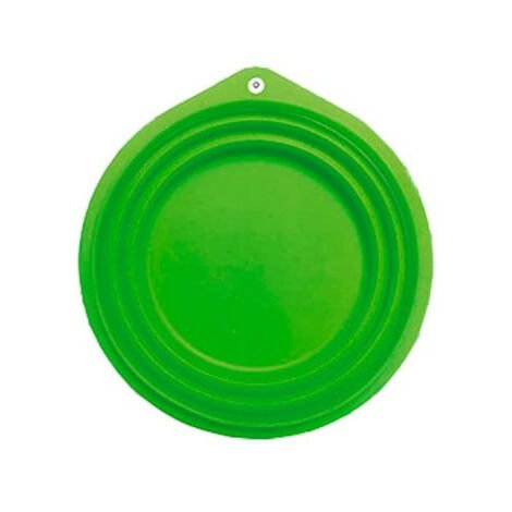NAYECO Travel Bowl - For dogs - Green