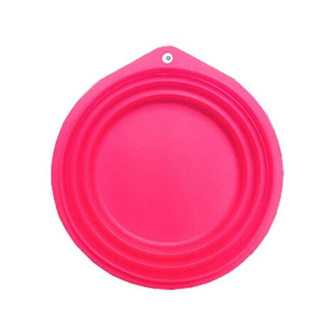 NAYECO Travel Bowl - For dogs - Pink