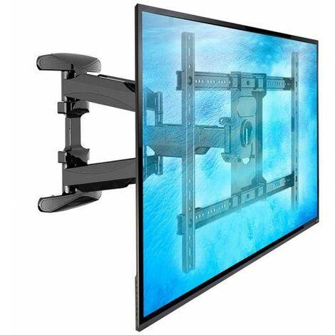NB L600 - Grand support mural orientable pour TV 114-177 cm, VESA 600x400