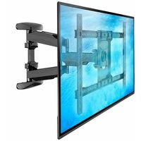 NB L600 - Grand support mural orientable pour TV 114-177 cm, VESA 600x400