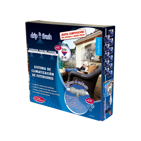 Nebulizador Kit Inicio Drip Fresh C5115N