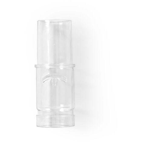 Nedis Adaptateur d'aspirateur | 32 mm | Dyson | Transparent | Plastique NE550700629