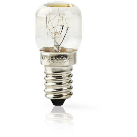 NEDIS Ampoule pour Four E14 15 W