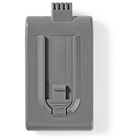 NEDIS Batterie d'aspirateur Li-Ion 21,6V 2 Ah 43,2 Wh Remplacement pour la série DC16 de Dyson