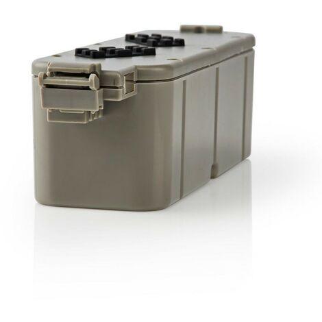 NEDIS Batterie d'aspirateur Ni-MH 14,4 V 3,3 Ah 47,52 Wh Remplacement pour iRobot Roomba