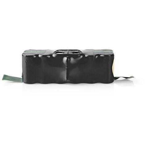 Nedis Batterie d'aspirateur | Ni-MH | 14,4 V | 3,3 Ah | 47,52 Wh | Remplacement pour iRobot Roomba NE550702009