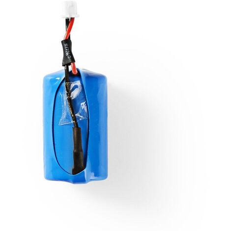 Nedis Batterie de rechange de cadenas de vélo | 3 V CC | 800 mAh NE550703655