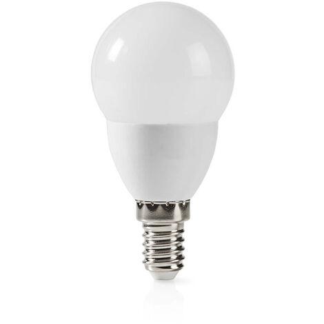 Nedis Bombilla LED E14 | G95 | 5,8 W | 470 lm NE550677942