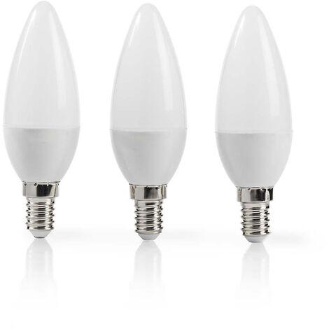 Nedis Bombilla LED E14 | Vela | 3,5 W | 250 lm NE550677944