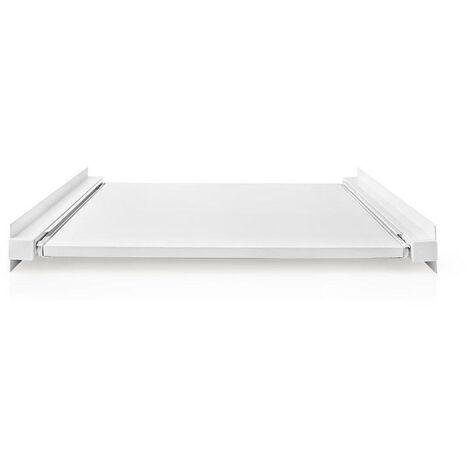 NEDIS Kit de Superposition pour Lave-linge/Sèche-linge 60,7 cm