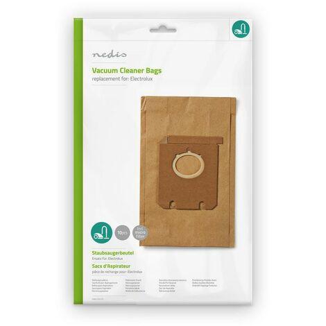 10 sacs pour aspirateur convient pour ELECTROLUX 2253 XXL