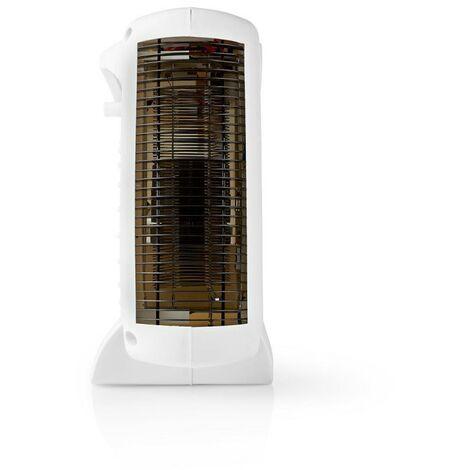NEDIS Radiateur Soufflant 2000 W Thermostat 2 Réglages