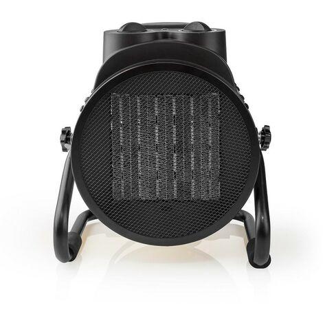 NEDIS Radiateur Soufflant Industriel Thermostat 3 Réglages 3000 W Jaune