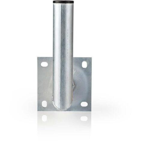 Nedis Soporte de Pared para Antena Parabólica | Circunferencia Máxima de la Antena: 100 cm | 250 mm de Distancia a la Pared | Acero NE550687625