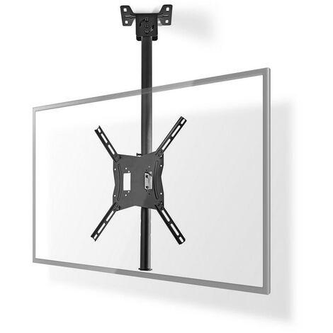 NEDIS Support de Plafond à Mobilité Intégrale pour TV 26-42 Max. 20 kg Hauteur réglable
