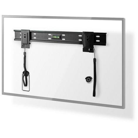 NEDIS Support Mural pour TV Fixe pour Téléviseur 32 - 55 Max. 50 kg
