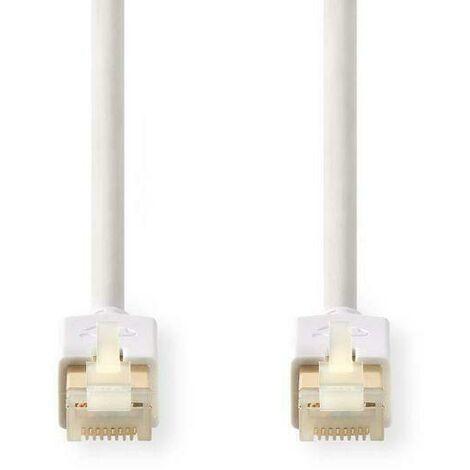 Nedis utp cable 20 mt cat 6 white ccbw85210wt200