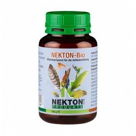 Nekton Biotin 750 gr estimula el crecimiento del plumaje