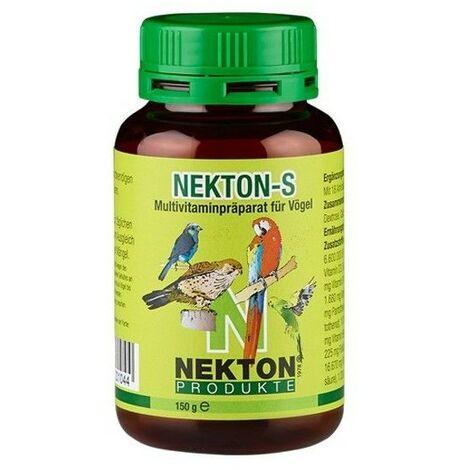 Nekton S 700 gr, (vitaminas, minerales y aminoácidos)